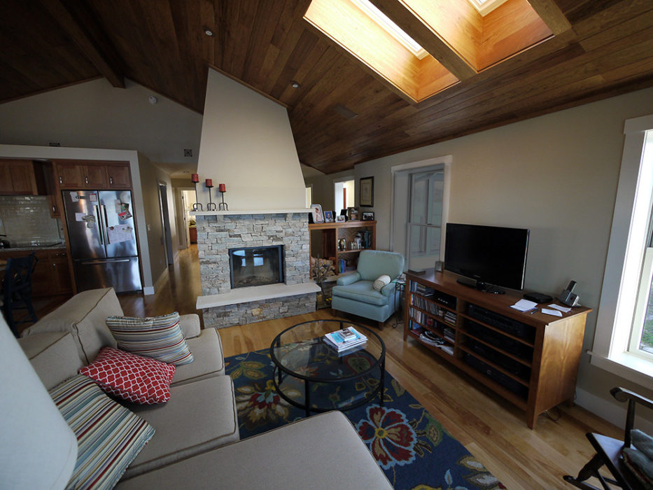 Vermont Custom Home Builder Woodworking Mark Gale